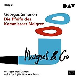 Die Pfeife des Kommissars Maigret Titelbild