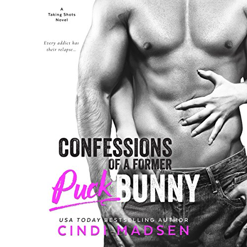 Confessions of a Former Puck Bunny audiobook cover art
