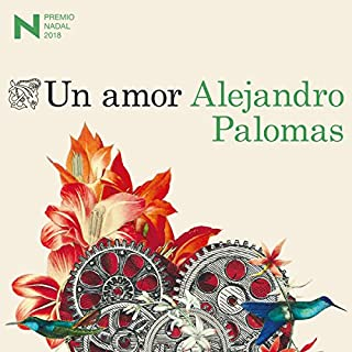 Un amor audiobook cover art