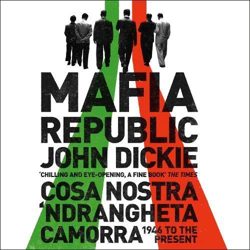 Couverture de Mafia Republic