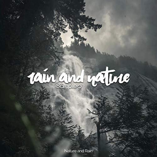 Nature and Rain