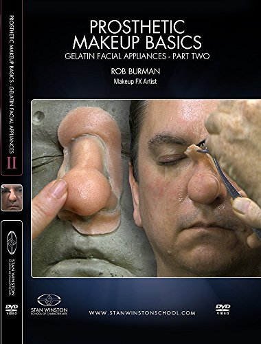 Prosthetic Makeup Basics - Gelat...