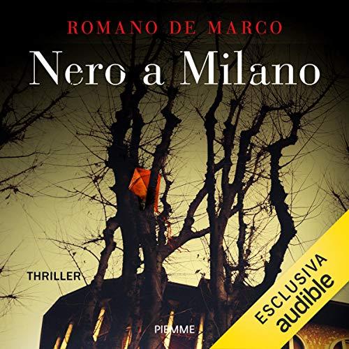 Nero a Milano copertina