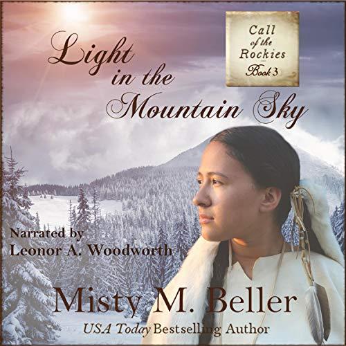 Light in the Mountain Sky cover art