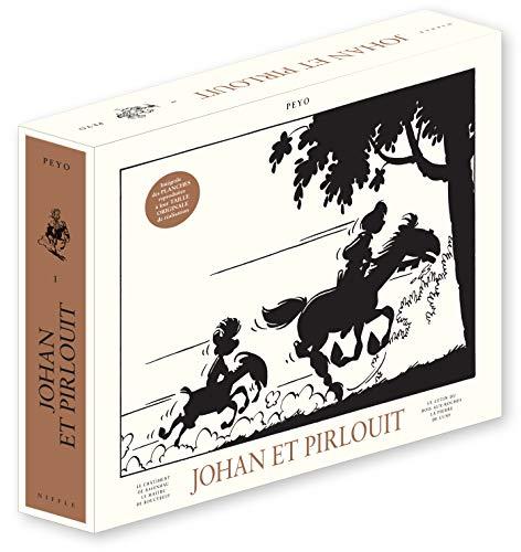 Johan et Pirlouit - Tome 1 - Johan et Pirlouit Intégrale
