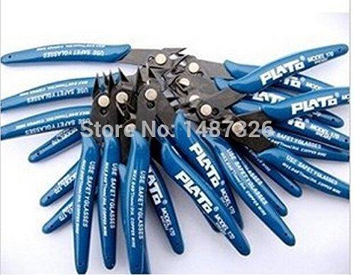 Gioielli filo elettrico cable Cutters taglio laterale Snips pinze flush strumenti mano goccia spedizione l * W 13*8cm 0008