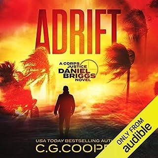 Adrift: The Complete Novel audiobook cover art