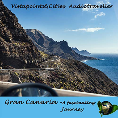 Gran Canaria - A fascinating Journey cover art