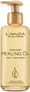 L'ANZA Keratin Healing Oil Hair Treatment, 6.2 Fl Oz