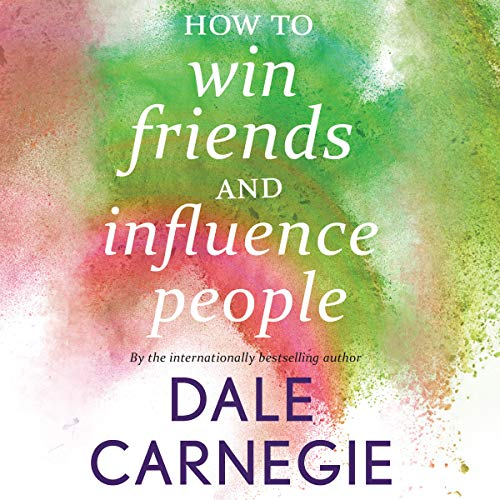 How to Win Friends and Influence People audiobook cover art