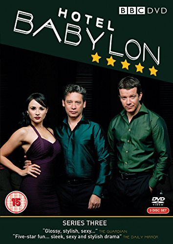 Hotel Babylon - Series 3 [Reino Unido] [DVD]