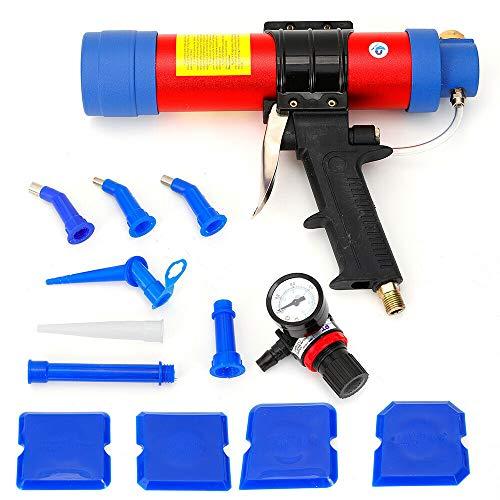 310 ml de aire comprimido para cartuchos de plástico para montaje de vidrio, sellar, reparar y pegar la conexión