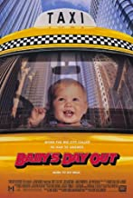 Baby's Day Out - Movie Poster - 27 x 40