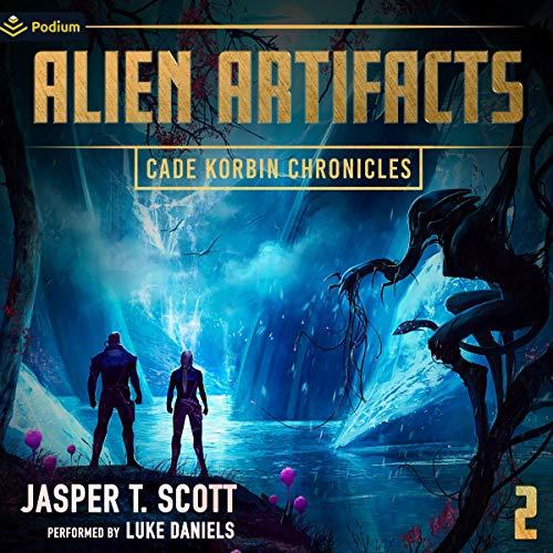 Page de couverture de Alien Artifacts