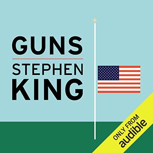Guns audiobook cover art