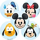 Mickey Mouse Emoji Stickers - Prizes and Giveaways - 100 Per Pack