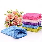 YSN Home Collection YSN102 - Hochwertige Waschhandschuhe - 16 x