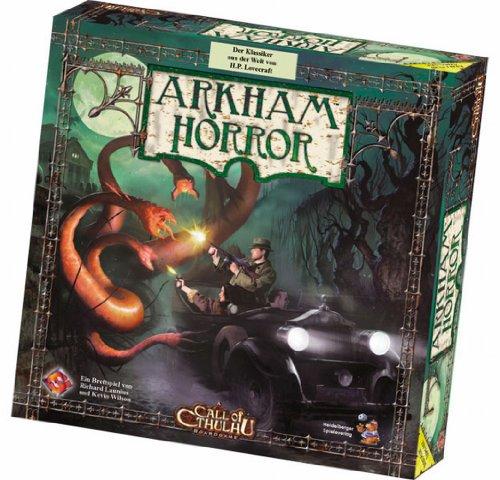 Heidelberger Spieleverlag HE105 - Arkham Horror Deutsch