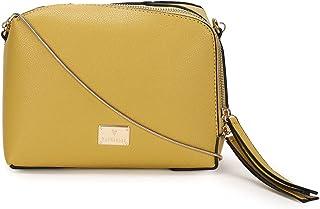 Van Heusen Spring-Summer 21 Sling Bag (Yellow)