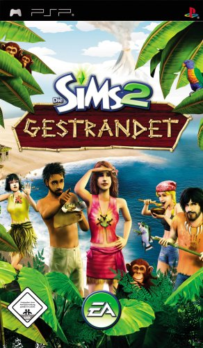 Electronic Arts  The Sims 2 Castaway PSP