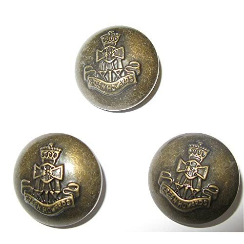 Military Buttons: Amazon co uk