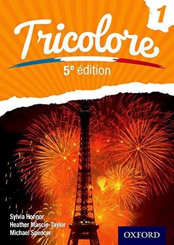 Tricolore 5th Edition Evaluation Pack: Tricolore 1