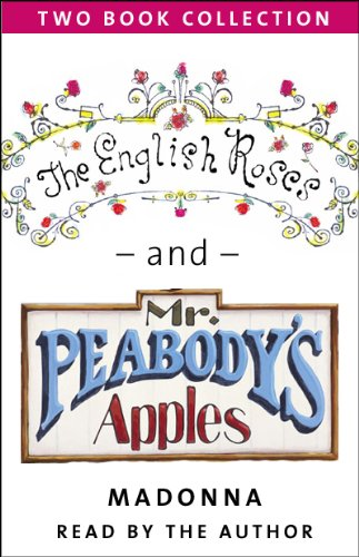 The English Roses and Mr. Peabody's Apples  audiobook cover art