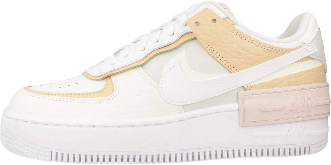 Nike Air Force 1 Shadow, Chaussure de Course Femme : Amazon.fr ...
