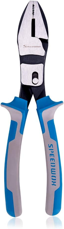 SPEEDWOX Combination Pliers Nashville-Davidson Mall 8 Heavy High quality Duty Linesman Inches