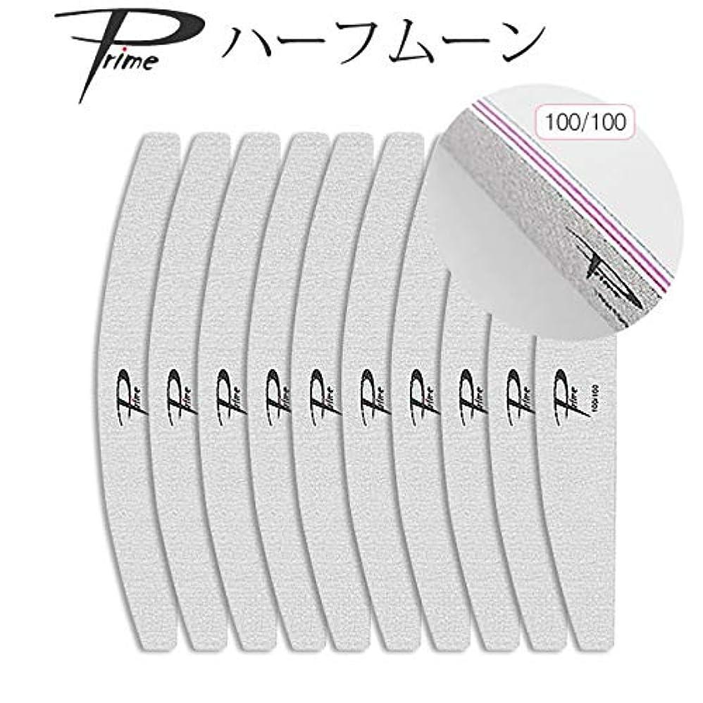 障害レガシーコンパニオン10本セット Prime ハーフムーンファイル 100/100