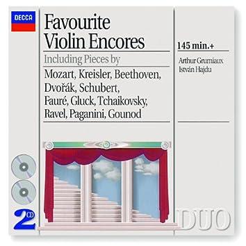 Favourite Violin Encores