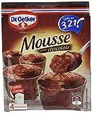 DR. OETKER preparado para mousse sabor chocolate caja 73 gr