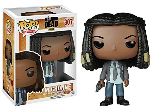 Walking Dead - Michonne (Season 5) POP TV Figure Toy 3 x 4in by FunKo
