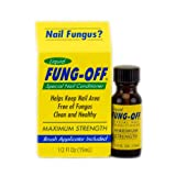 Nail Supplements Fung-Off Liquid Special Nail Conditioner - Maximum Strength