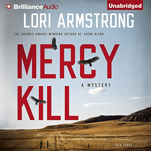 Mercy Kill audiobook cover art