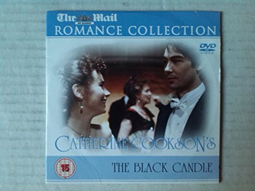 Catherine Cookson's The Black Candle from The Romance Collection DVD Promotional copy from The Mail on Sunday in a Cardboard Sleeve