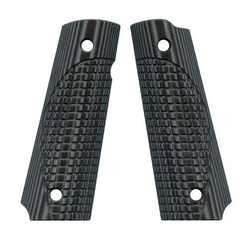 VZ Grips ETC/FRAG Full Size 1911 Gun Grip, Black Gray