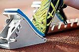 WBKT GmbH Spikes 2 Spikeschlüssel und 200 Ersatzspikes für Leichtathletik Spikes Dornen 6mm Spike Nägel Pyramide