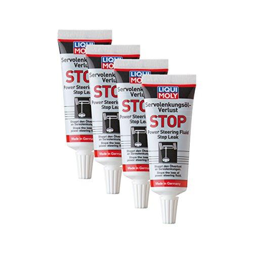 Liqui Moly 4X 1099 Servolenkungs Öl Verlust Stop Lenkgetriebe Servo 35ml