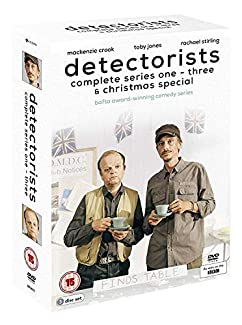 Detectorists - Complete Series One To Three & Christmas Special