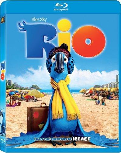 Rio [Edizione: Stati Uniti] [USA] [Blu-ray]