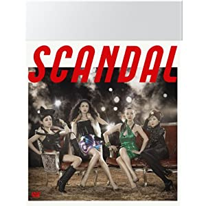 "SCANDAL DVD-BOX(5枚組)"""