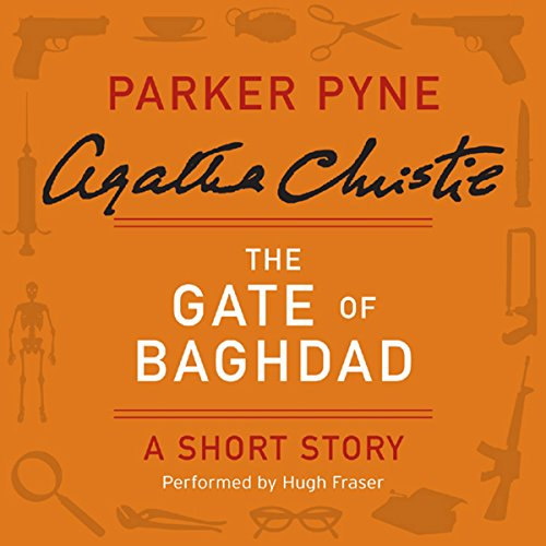 The Gate of Baghdad audiobook cover art