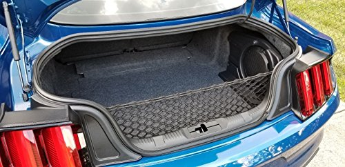 TrunkNets Inc Envelope Style Trunk Cargo Net For Ford Mustang 2015-2020