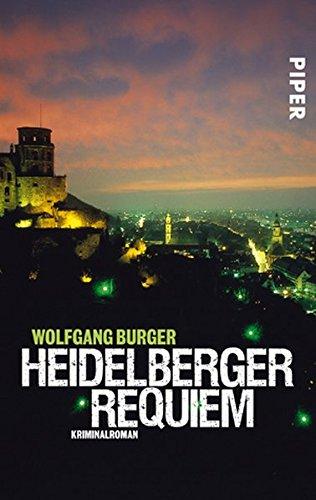 Heidelberger Requiem: Kriminalroman (Alexander-Gerlach-Reihe, Band 1)