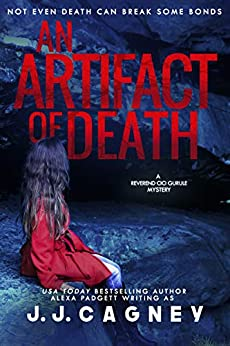 An Artifact of Death (A Reverend Cici Gurule Mystery Book 4) by [J. J. Cagney]