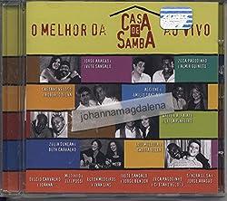 O Melhor Da Casa De Samba Ao Vivo