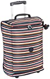 Kipling TEAGAN XS Bagage cabine, 50 cm, 33 liters, Multicolore (Multi Stripes)