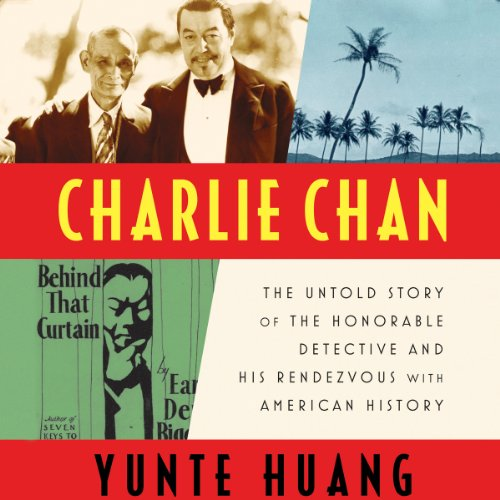 Charlie Chan audiobook cover art