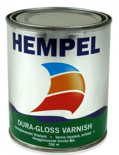 Hempel Klarlack Dura - Gloss Varnish 750ml